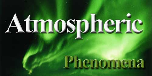 Atmospheric Phenomena